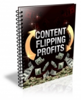 Thumbnail Content Flipping Profits - With Private Label Rights