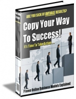 Thumbnail Copy Your Way To Success! - With Master Resale Rights