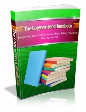 Thumbnail The Copywriter's Handbook - With Master Resell Rights