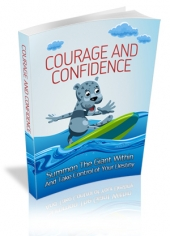 Thumbnail Courage And Confidence - With Master Resale Rights