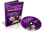 Thumbnail Craigslist Outsourcing Secrets - With Master Resale Rights