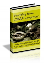 Thumbnail Profiting From Crap Advertising With Master Resale Rights
