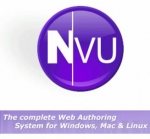 Thumbnail Create Websites Using NVU With Personal Use Only