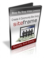 Thumbnail Create A Community Site Using Siteframe