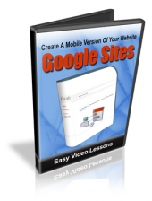 Thumbnail Create A Mobile Version Of Your Website Using Google Sites - With Resale Rights