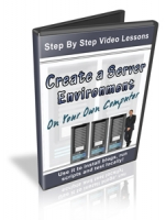 Thumbnail Create A Server Environment On Your Own Computer