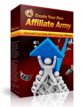 Thumbnail Create Your Own Affiliate Army - With Master Resale Rights