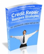 Thumbnail Credit Repair Success Strategies - With Master Resale Rights