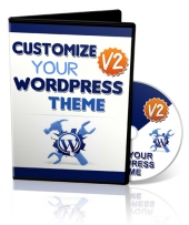 Thumbnail Customize Your WordPress Theme V2 - With Master Resell Rights