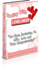 Thumbnail Dealing With Loneliness - With Private Label Rights