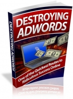 Thumbnail Destroying Adwords - With Resale Rights