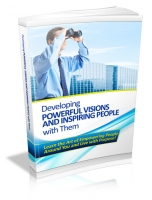 Thumbnail Developing Powerful Visions And Inspiring People With Them - With Master Resale Rights