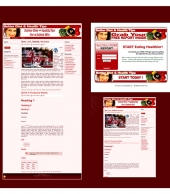 Thumbnail Better Diet & Health Templates - With Private Label Rights