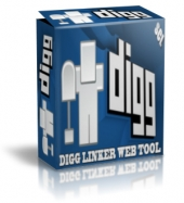 Thumbnail Digg Linker Web Tool - With Master Resale Rights