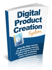 Thumbnail Digital Product Creation System - With Private Label Rights