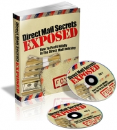 Thumbnail Direct Mail Secrets Exposed - With Private Label Rights