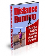 Thumbnail Distance Running - With Private Label Rights