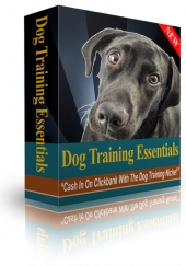 Thumbnail Dog Training Essentials Version 2 - With Resale Rights