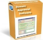 Thumbnail Domain Appraisal Software With Master Resale Rights