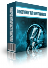 Thumbnail Dominate Your Niche Traffic Mastery Training Program - With Private Label Rights