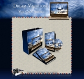 Thumbnail Dream Vacations - Minisite