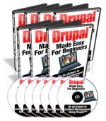 Thumbnail Drupal Made Easy For Beginners