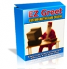 Thumbnail EZ Greet Custom Greeting Card Creator - With Resell Rights