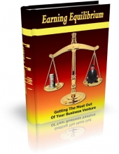 Thumbnail Earning Equilibrium - With Master Resell Rights
