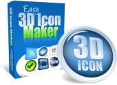 Thumbnail Easy 3D Icon Maker