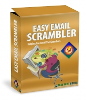 Thumbnail Easy Email Scrambler - With Master Resell Rights