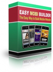 Thumbnail Easy Mobi Builder Script - With Personal Use Rights