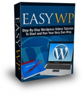 Thumbnail Easy WP - With Master Resale Rights