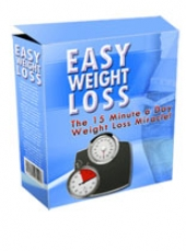 Thumbnail Easy Weight Loss - With Master Resale Rights