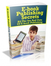 Thumbnail Ebook Publishing Secrets - With Master Resell Rights