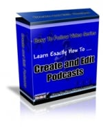 Thumbnail Learn Exactly How To Create And Edit Podcasts - With Resell Rights