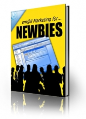 Thumbnail Em@il Marketing For NEWBIES - With Private Label Rights