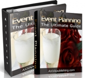 Thumbnail Event Planning - The Ultimate Guide - With Private Label Rights