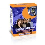 Thumbnail Expert Articles Pack - With Private Label Rights
