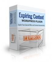 Thumbnail Expiring Content Plugin - With Personal Use Rights