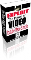 Thumbnail Exploit The Power Of Video - YouTube Made Simple - With Master Resale Rights