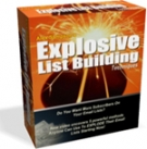 Thumbnail Explosive List Building - With Resell Rights