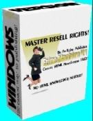 Thumbnail Ezine Machine V.1 - With Master Resell Rights