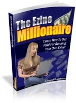 Thumbnail The Ezine Millionaire - With Master Resale Rights