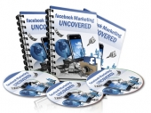 Thumbnail facebook Marketing Uncovered - With Resale Rights