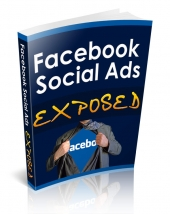 Detail page of Facebook Social Ads Exposed - With Resale Rights