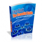 Thumbnail Facebook The Essential Guide - With Master Resale Rights