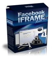 Thumbnail Facebook iFrame Made EZ - With Master Resale Rights