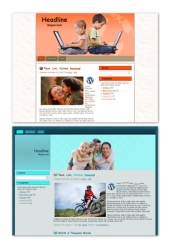 Thumbnail Child And Family Templates - With Private Label Rights