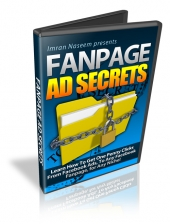 Thumbnail Fanpage Ad Secrets - With Private Label Rights