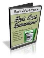 Thumbnail Fast Cash Generator!